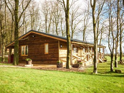 Photo for VALLEY VIEW LODGE, family friendly in Welshpool, Ref 932499