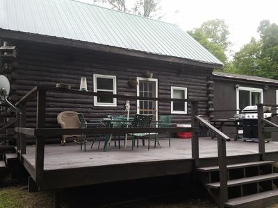 Photo for rustic cabin 30 minutes from cooperstown