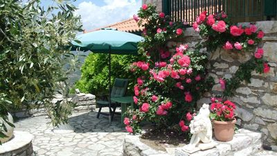 Photo for Holiday house Kiparissia for 2 - 4 persons with 1 bedroom - Holiday house