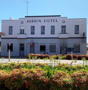 Photo for ALBION - Hotel Motel in Finley - VERY Affordable Rates, Room w/ Private Bathroom