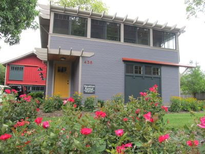 Photo for DOUGLAS BOATHOUSE TWO HOUSES SLEEPS 20 WALK TO BEACH AND TOWN MODERN, MEMORABLE