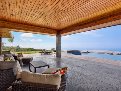 Photo for Unobstructed Ocean Views | Gated | Private | Infinity Pool | Starts $409/Nt