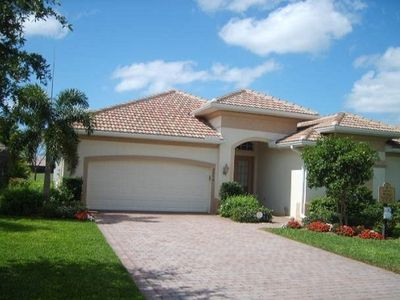 Photo for Beautiful Naples Luxury Home in Lely Resort w/Heated Pool, Gated Community