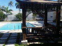 I loved that home. It's a perfect beautiful peaceful place. Very clean and I love the swimming pool.