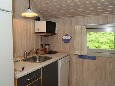 Photo for House 1.3 km from the center of Ansager with Internet (98341)