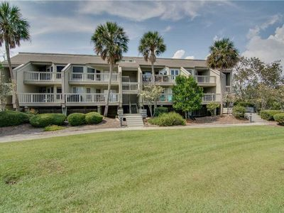 Photo for 1646 Courtside - 2BR Villa with Full Club Access & Community Pool, Tennis Courts. Private Porch!