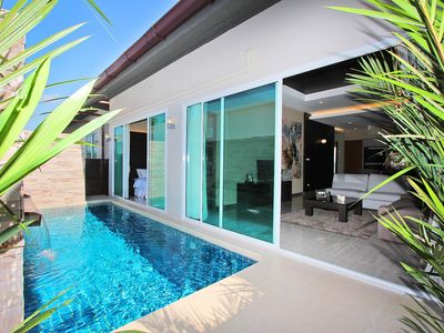 Photo for Family Suit  3 Bedroom Pool Villa B03
