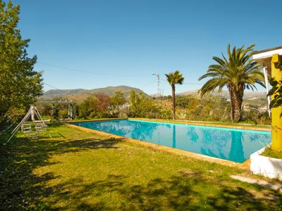 Photo for Vacation home Molino Macegal in Córdoba/Carcabuey - 10 persons, 5 bedrooms