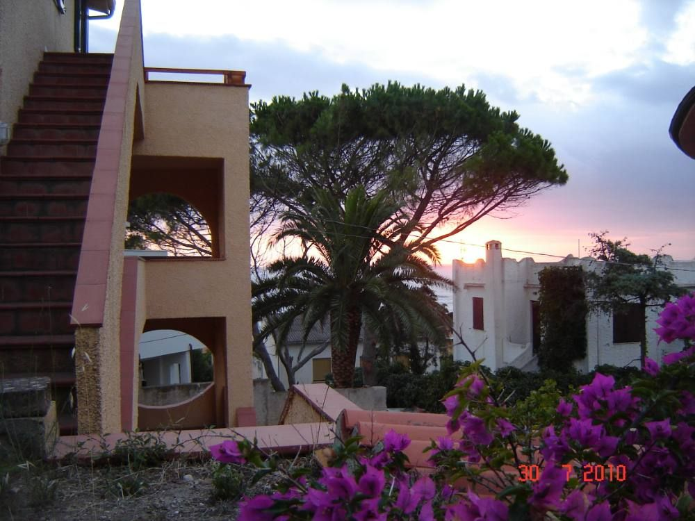 Terrace house with super panoramic sea ..... footsteps of Phoenicians and Carthaginians