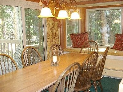 Dining Area and Bay Window