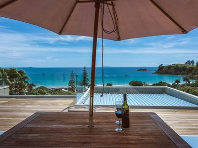 Photo for 2BR Apartment Vacation Rental in Palm Beach, Waiheke Island, Auckland