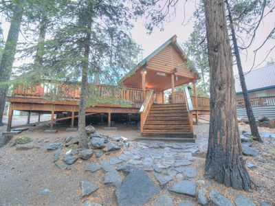 Photo for Cozy Shaver Lake Cabin: West Village, WIFI, completely remodeled