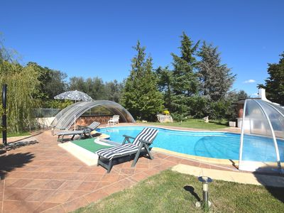 Photo for Spacious Holiday Home With Private Pool in Verteneglio