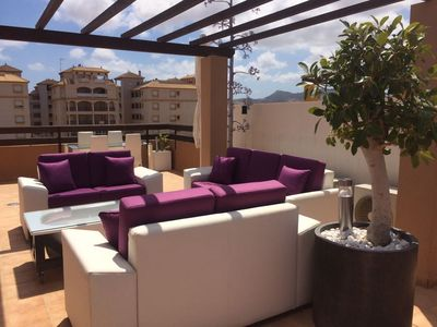 Photo for 2BR Apartment Vacation Rental in Cartagena, Región de Murcia