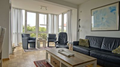 Photo for Wide view - ideally located family apartment with charm