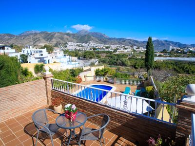 Photo for Vacation home Los Mangos in Nerja - 6 persons, 3 bedrooms
