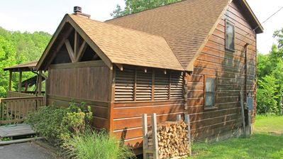 Photo for Bears Den - Great Cabin! - Great Location!
