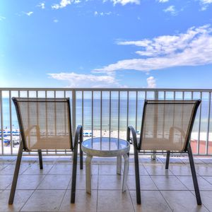Photo for 2-Bedroom Beach-front Condo by Resort Collection-with Large Balcony