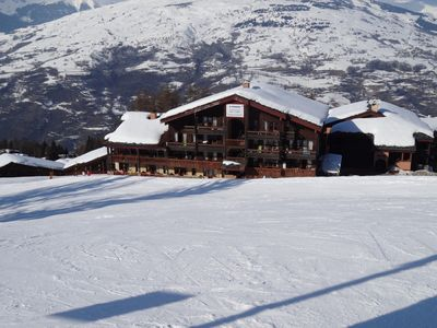 Photo for APARTMENT 50 M2 8 PEOPLE SKI IN SKI VIEW FULL SOUTH AND TRACK
