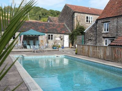 Photo for 8 bedroom accommodation in Butcombe