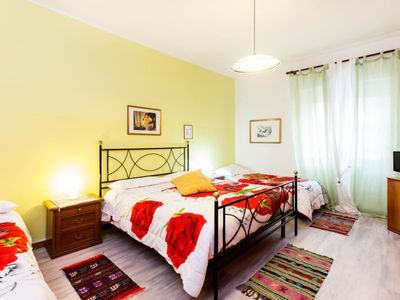 Photo for Three Room Apartment For 4 People The Suite Aiosardegna Cagliari