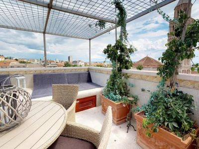 Photo for Panoramic city view Penthouse Augubio