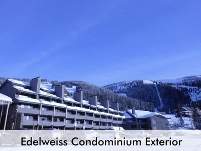 Photo for ⛷🏂Whitefish Mountain Resort Ski In-Ski Out Condo.  Closest Condo to the lifts🎿