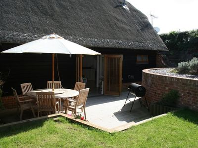 Photo for The Hayloft -  a barn that sleeps 6 guests  in 3 bedrooms
