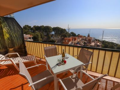 Photo for 163-FARO - Apartment with sea view