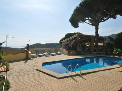 Photo for Club Villamar - A 8-person family villa provided with all comforts, much greenery and space for t...