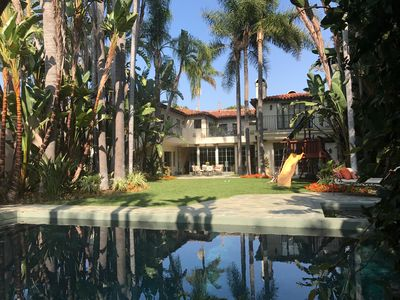 Photo for 5 Star Beverly Hills Flats Luxury Oasis Mansion & Housekeeping- walk 2 Rodeo Dr