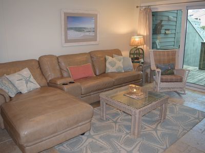 Photo for Idyllic Sound Front Condo; Perfect for Upscale Vacationing!