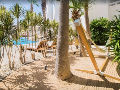 Photo for Sleek Bahia pool level upgraded unit - 1 MINUTE WALK FROM FAMOUS CABO BEACH