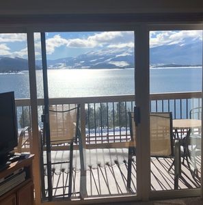 Photo for Lakefront Dillon Condominium-Incredible Location! REMODEL RECENTLY COMPLETED!