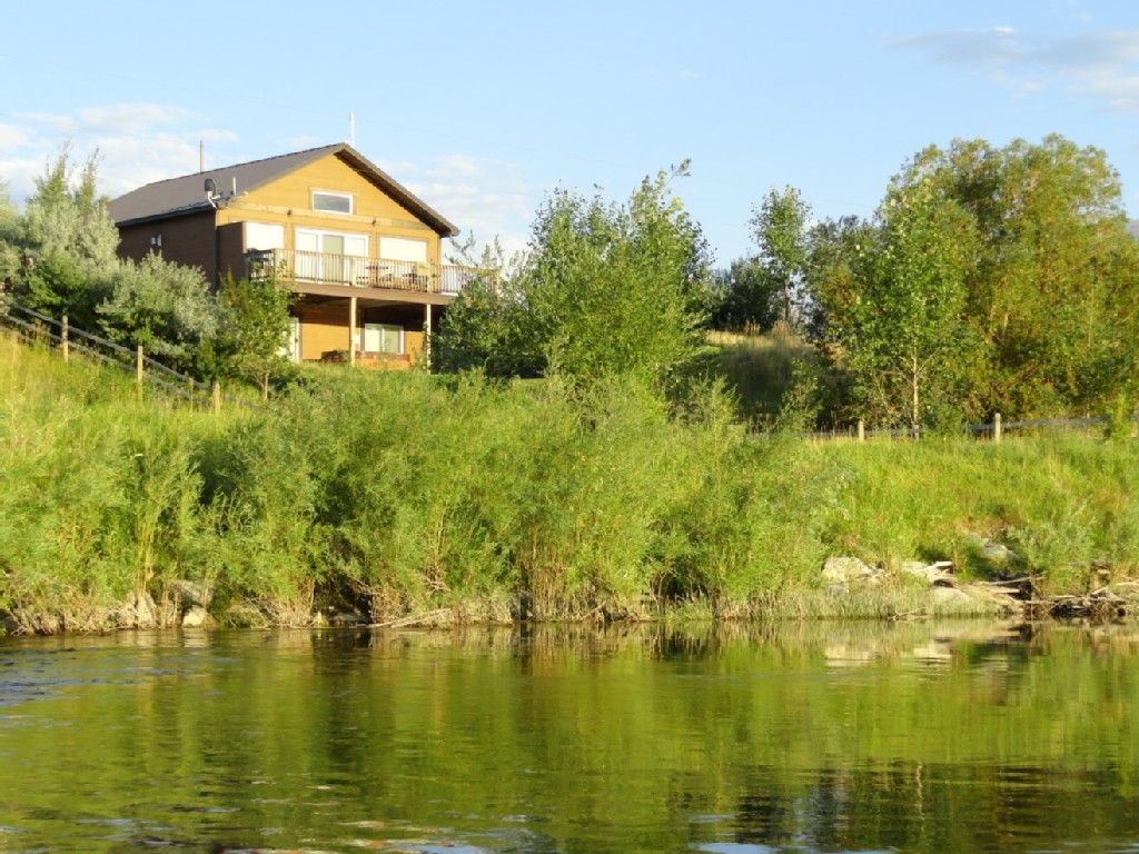 Yellowstone River House Homeaway