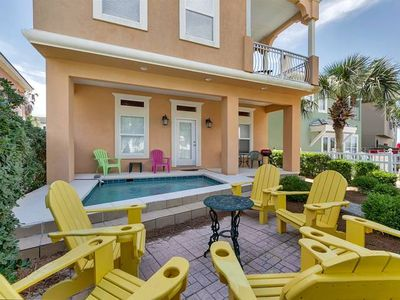 Photo for Refuge-Private Pool- Gorgeous views of the Gulf