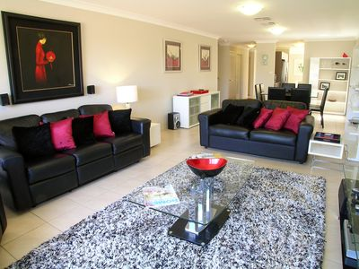 Photo for 4BR Townhome Vacation Rental in Nelson Bay, NSW
