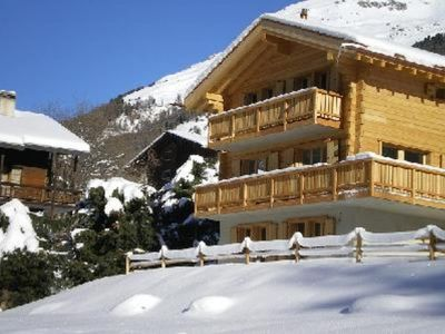 Photo for Chalet - Zinal