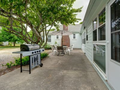 Photo for NEW LISTING! Spacious, welcoming house w/great outdoor space near beach