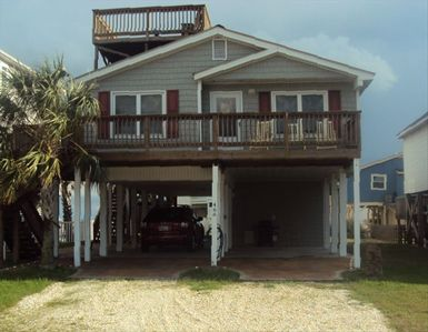 Photo for Perfect Location! Less Than 100 feet to a Beautiful Beach.