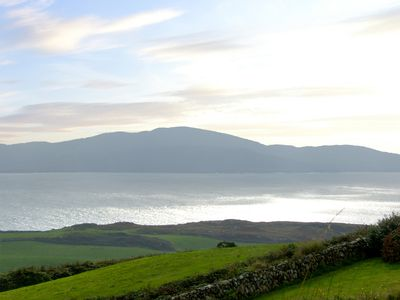 Views of Dunmanus Bay from the property