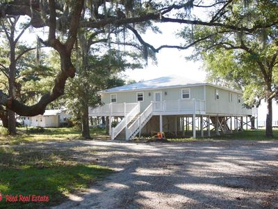 Photo for St. Christopher's Bay - *Fisherman's Paradise* 4 Br Upscale Home Directly on Mobile Bay, Sleeps 8