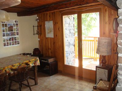 Photo for Chalet 8 pers. at the foot of the slopes - 4 Rooms 8 people