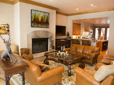 Photo for Top of the Line! Luxurious, Expansive Snowmass Rental Home