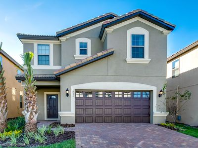 Photo for Beautiful 7 Bed Gated Pool Home At Windsor at Westside