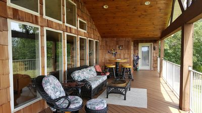 """Photo for """"new""""  Gorgeous Table Rock Lake View Home"""