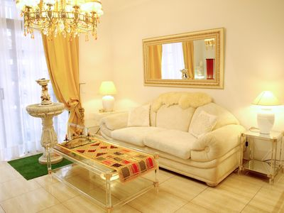 Photo for Art-flat with swimming pool in the city centre!