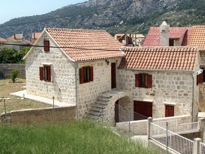 Photo for Apartment in Komiža (Vis), capacity 4+0