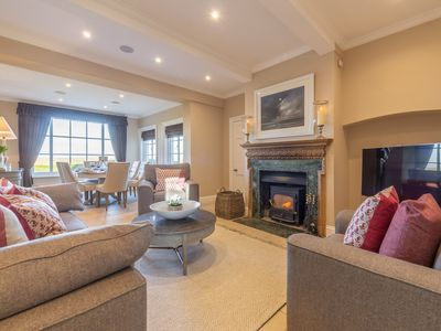 Photo for This beautiful period house offers luxury living with easy access to the beach.