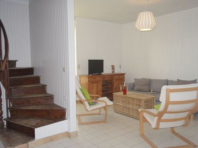 Photo for House in St-Malo with Internet, Washing machine, Garden (624796)